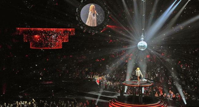 Carrie Underwood: The Storyteller Tour – Stories In The Round, Live from Madison Square Garden