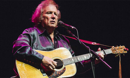 Don McLean prepping 'American Pie' documentary, stage play, book