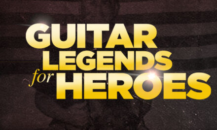 Trace Adkins, Eddie Trunk to co-host Guitar Legends for Heroes