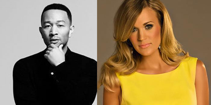 John Legend & Carrie Underwood
