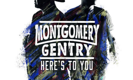 Montgomery Gentry's 'Here's To You' mix of southern rock, country pop