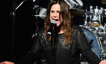 Ozzy Osbourne goes 'Straight to Hell' on new track