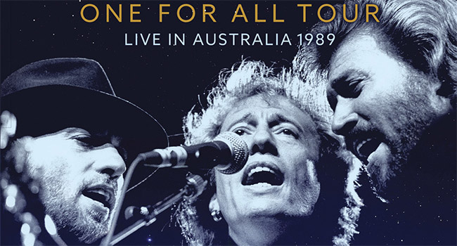 The Bee Gees One For All Tour Live in Australia 1989