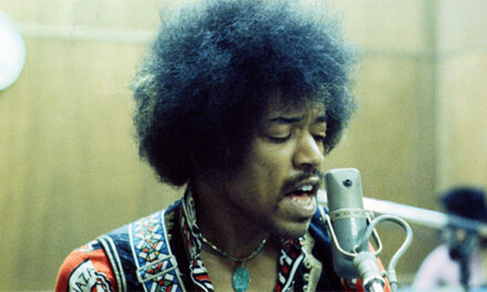 New Jimi Hendrix album 'Both Sides of the Sky' announced