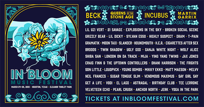 In Bloom Music Festival 2018