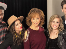 Reba makes surprise appearance on NBC's The Voice