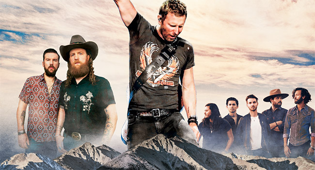 Dierks Bentley - 2018 Mountain High Tour