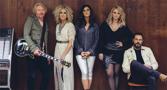 Miranda Lambert, Little Big Town co-headlining tour coming to Hartford, Boston