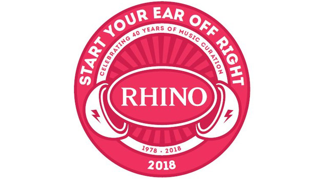 Rhino - Start Your Ear Off Right