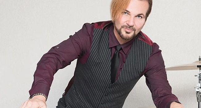 Poison drummer Rikki Rockett urging people to 'Open Up and Say Ahh!'