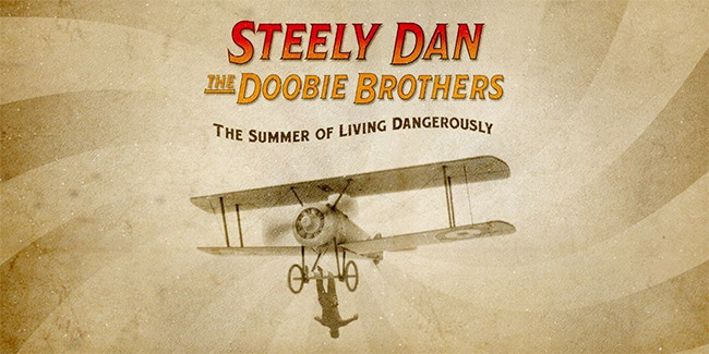 Steely Dan & The Doobie Brothers 2018 tour