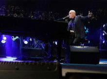 Billy Joel at MSG