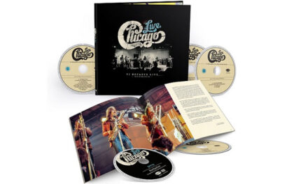 Chicago releasing 4 CD, DVD live collection