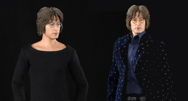 The John Lennon Figure