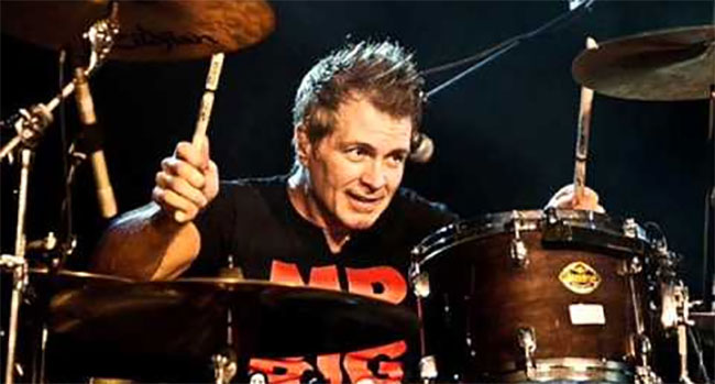 Mr. Big's Pat Torpey Dies