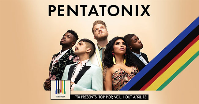 Pentatonix Announce New Album & Tour