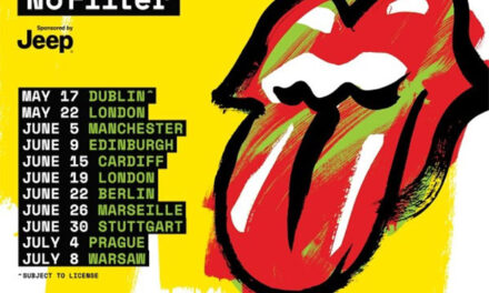 The Rolling Stones announce 2018 No Filter tour dates