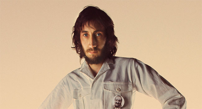 Pete Townshend - Who Came First