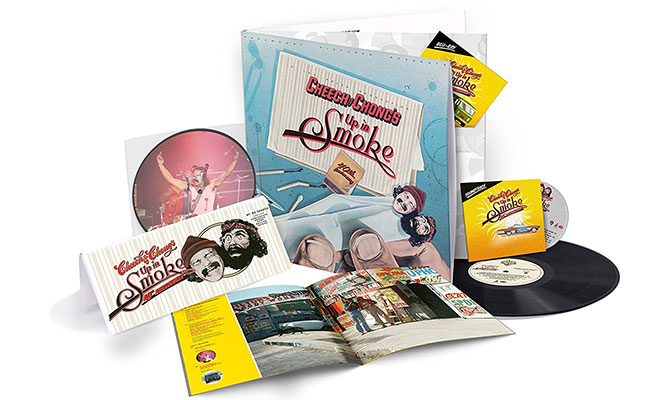 Up In Smoke 40th Anniversary Deluxe Collection