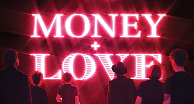 Arcade Fire - Money + Love