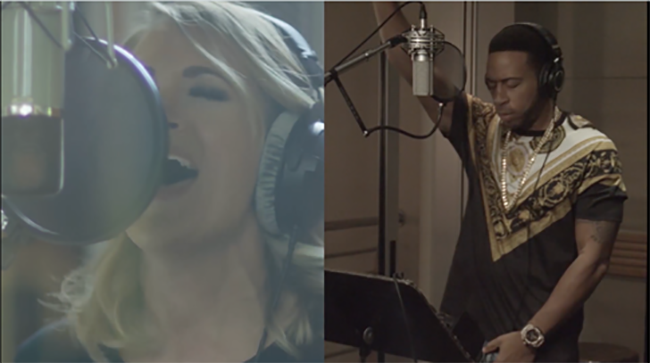 Carrie Underwood Releases Official Music Video For THE CHAMPION Featuring Ludacris