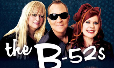 B-52's gear up for 40th anniversary tour