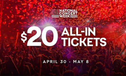 Live Nation announces $20 all-in tickets for National Concert Week