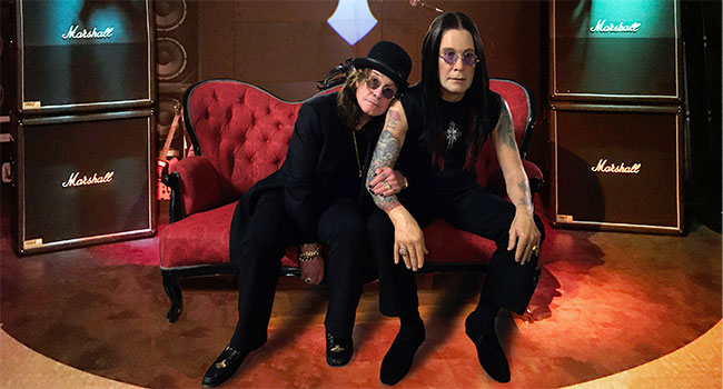 Hop Aboard the Crazy Train with Ozzy Osbourne at Madame Tussauds Nashville