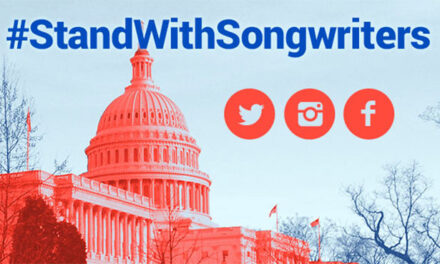 ASCAP hosting 'Stand With Songwriters' on Capitol Hill