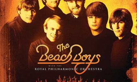 'The Beach Boys With The Royal Philharmonic Orchestra' detailed