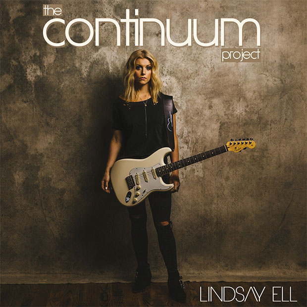 Lindsay Ell - The Continuum Project