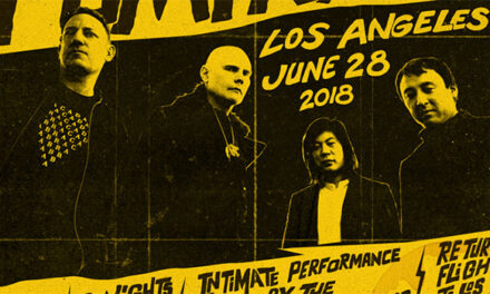 Smashing Pumpkins announce tour kickoff 1979 House Party