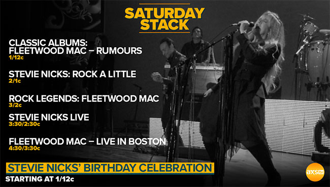 Stevie Nicks Birthday Celebration