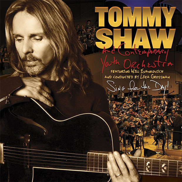 Tommy Shaw - Sing For The Day!
