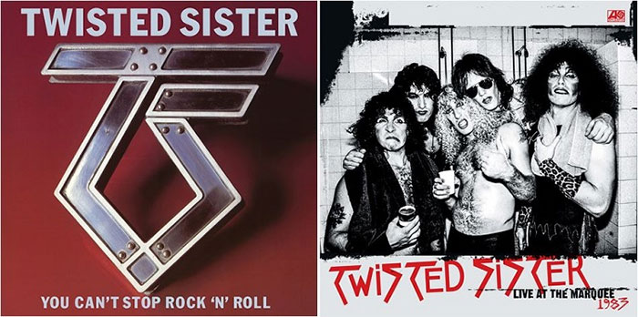 Twisted Sister - Live At The Marquee 1983 - You Can't Stop Rock 'N' Roll
