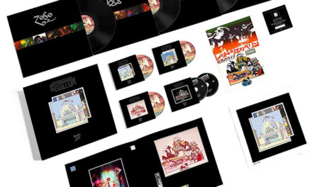 Led Zeppelin announce 'The Song Remains The Same' reissue