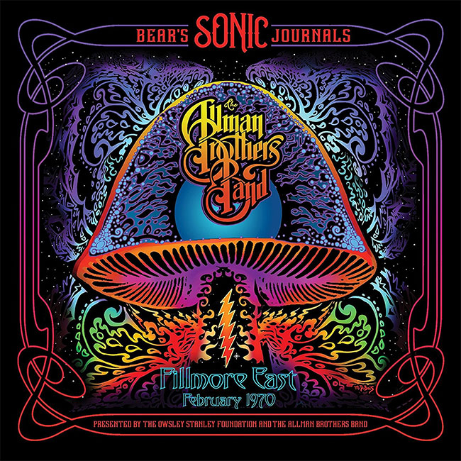 Allman Brothers Band - Fillmore East February 1970