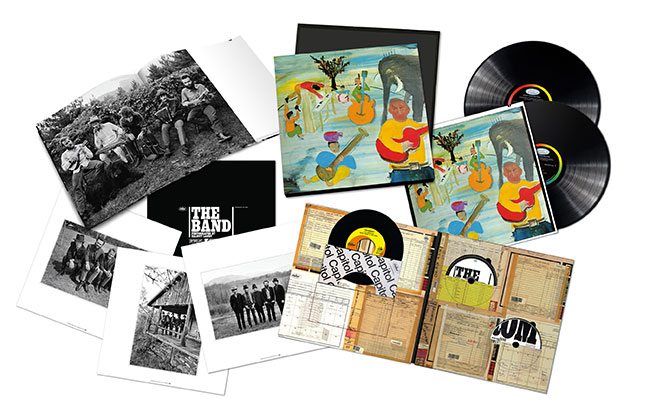 The Band - Music From Big Pink 50th Anniversary Edition