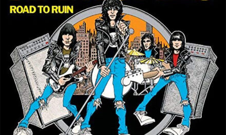 Ramones 'Road To Ruin' 40th Anniversary Deluxe Edition detailed