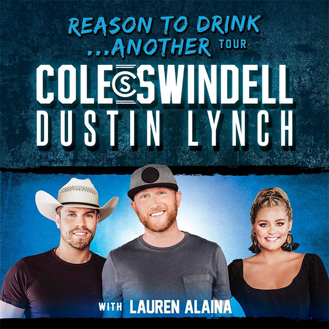Image result for Cole Swindell & Dustin Lynch 2018