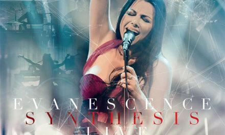 Evanescence 'Synthesis Live' announced for multi-formats