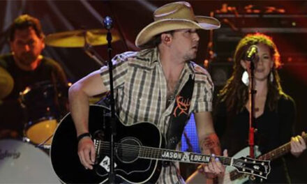 Jason Aldean muscles his country into Madison Square Garden
