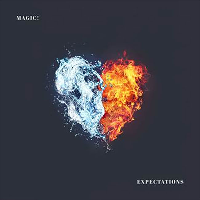 Image result wey dey for MAGIC! - Expectations album
