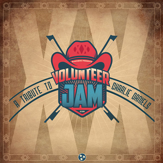 Volunteer Jam XX: A Tribute To Charlie Daniels