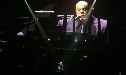 Billy Joel performs 55th MSG residency show with burned hand