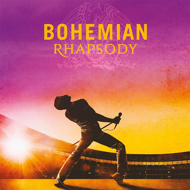 Queen - Bohemian Rhapsody Original Film Soundtrack