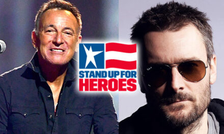 Bruce Springsteen, Eric Church among Stand Up For Heroes performers