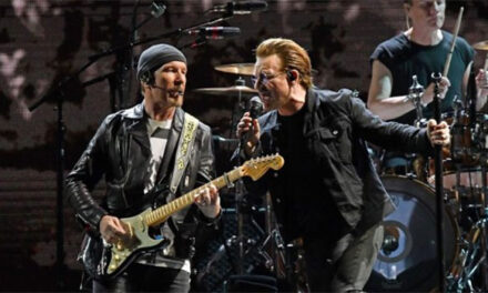 U2 cancels second Berlin show due to loss of voice