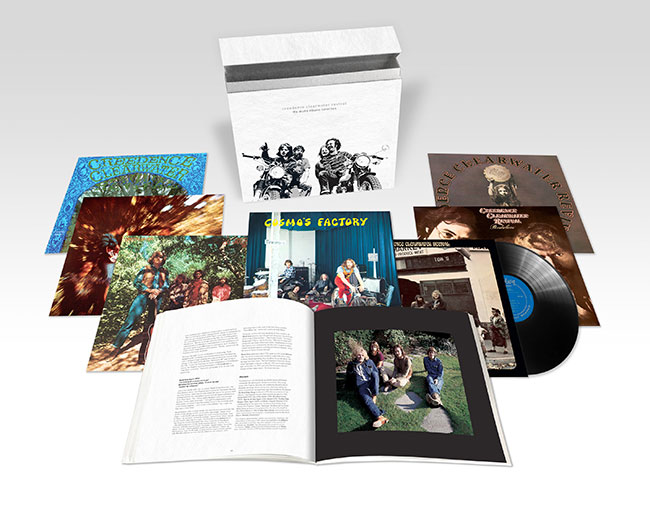 Creedence Clearwater Revival - The Complete Studio Albums (Half-Speed Masters)