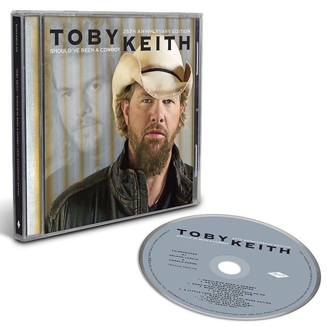 Toby Keith - Should've Been A Cowboy